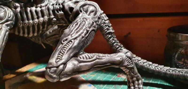 Alien aus dem Game Alien vs Predator von 2010, 1:6 Elfin Models 20210394