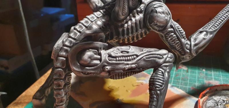 Alien aus dem Game Alien vs Predator von 2010, 1:6 Elfin Models 20210398