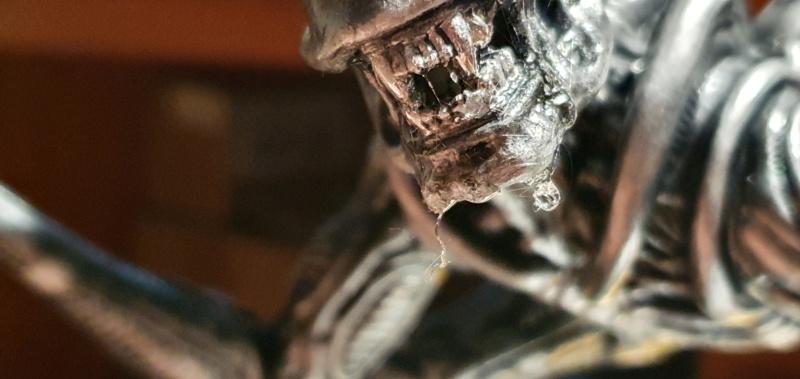 Alien aus dem Game Alien vs Predator von 2010, 1:6 Elfin Models 20210412