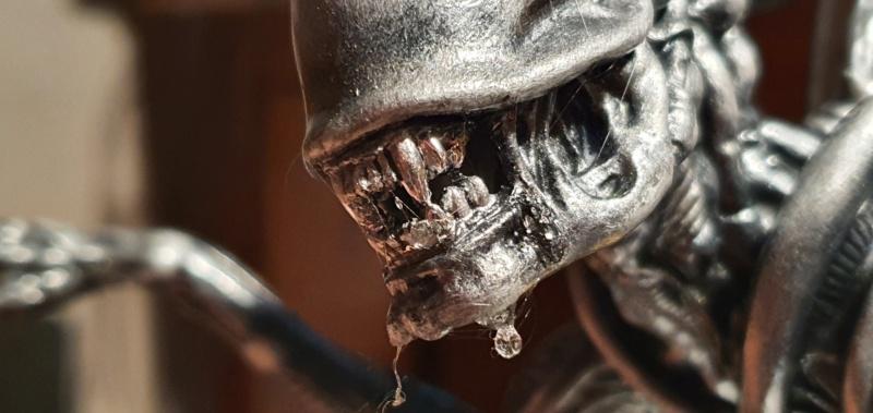 Alien aus dem Game Alien vs Predator von 2010, 1:6 Elfin Models 20210413