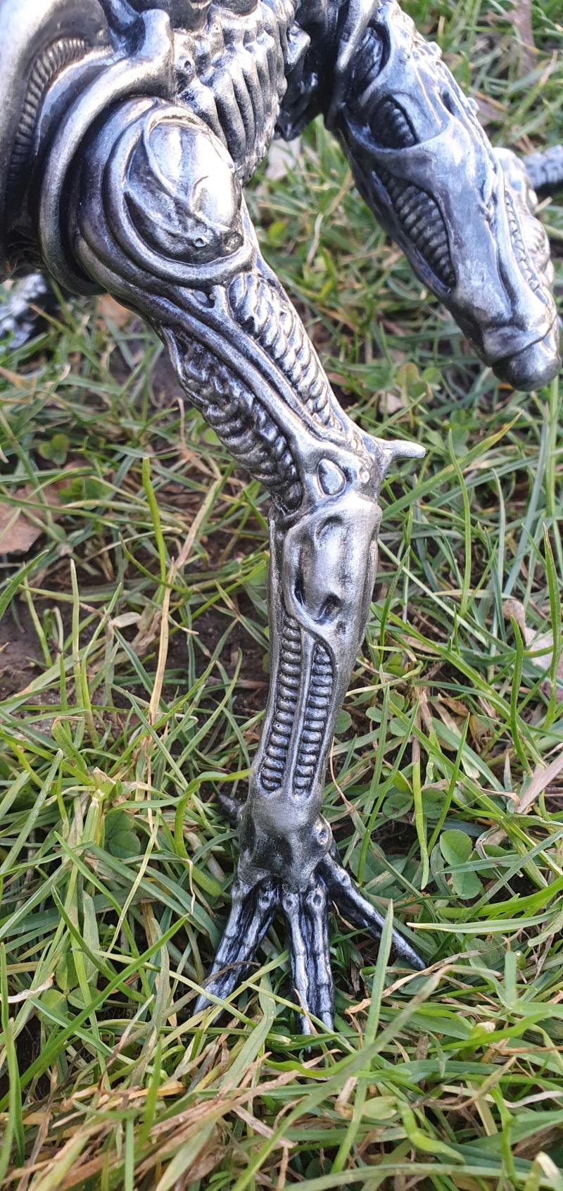 Alien aus dem Game Alien vs Predator von 2010, 1:6 Elfin Models 20210432