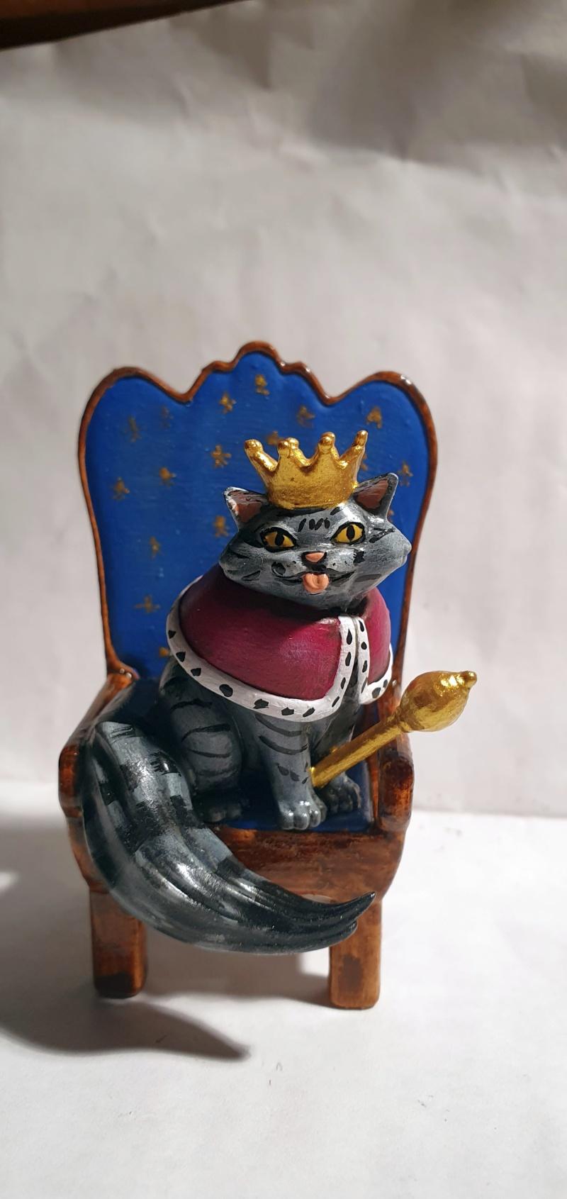 Seine Majestät Jack von Fell und Rotznase, Resin 3D Druck 20210686