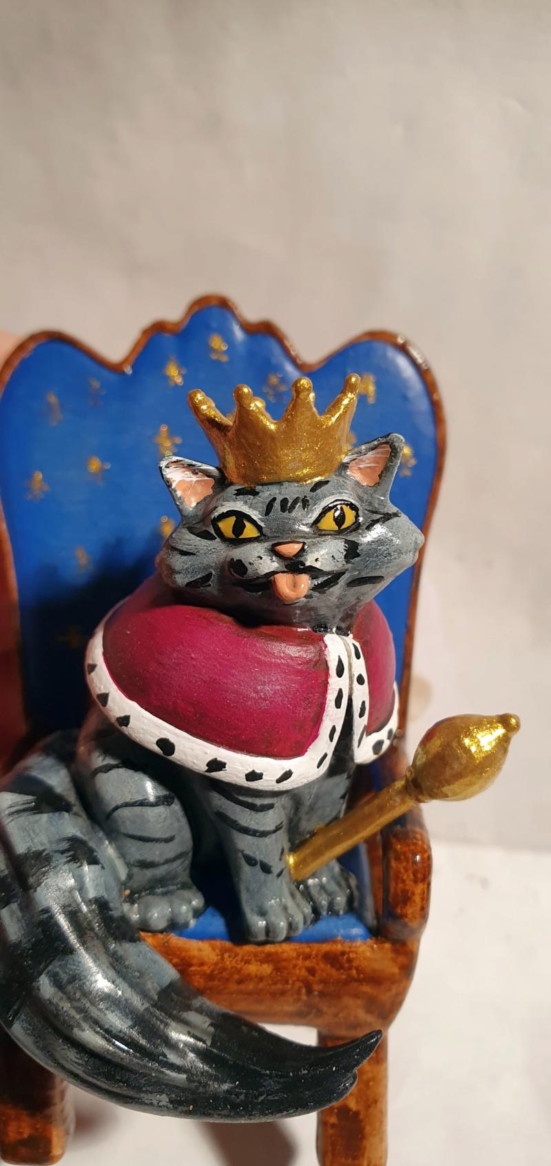 Seine Majestät Jack von Fell und Rotznase, Resin 3D Druck 20210688