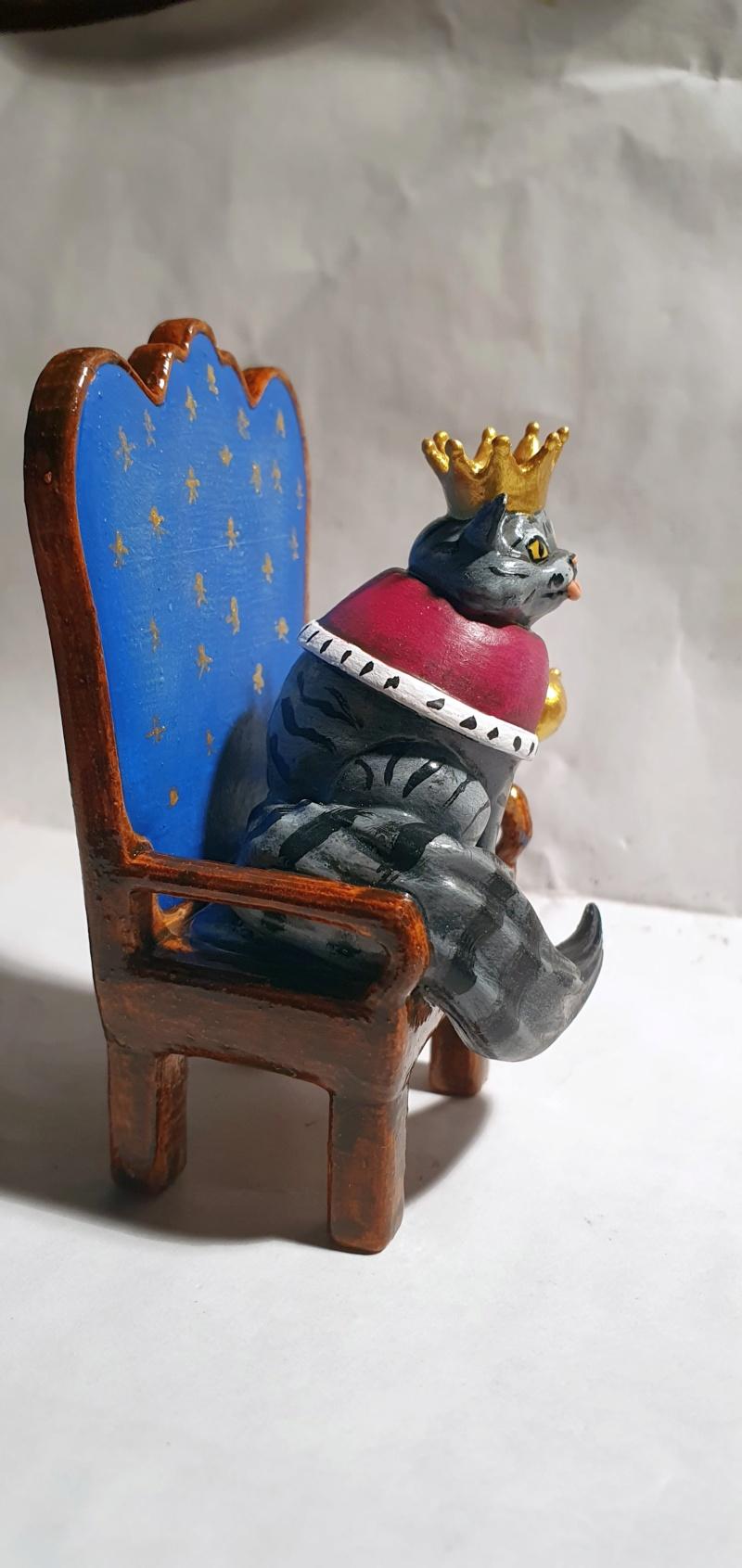 Seine Majestät Jack von Fell und Rotznase, Resin 3D Druck 20210689