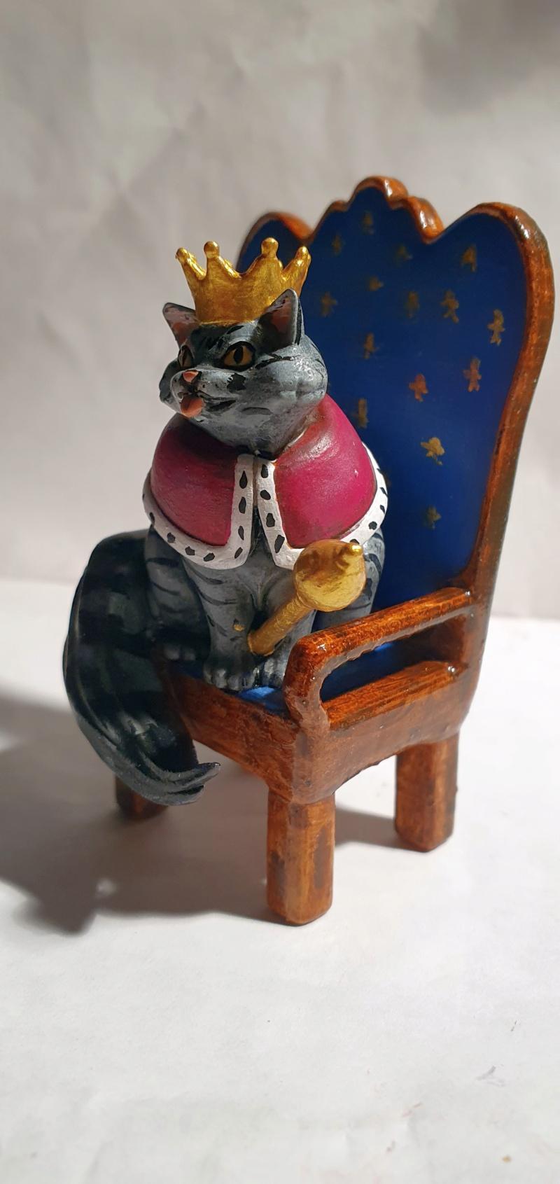 Seine Majestät Jack von Fell und Rotznase, Resin 3D Druck 20210691