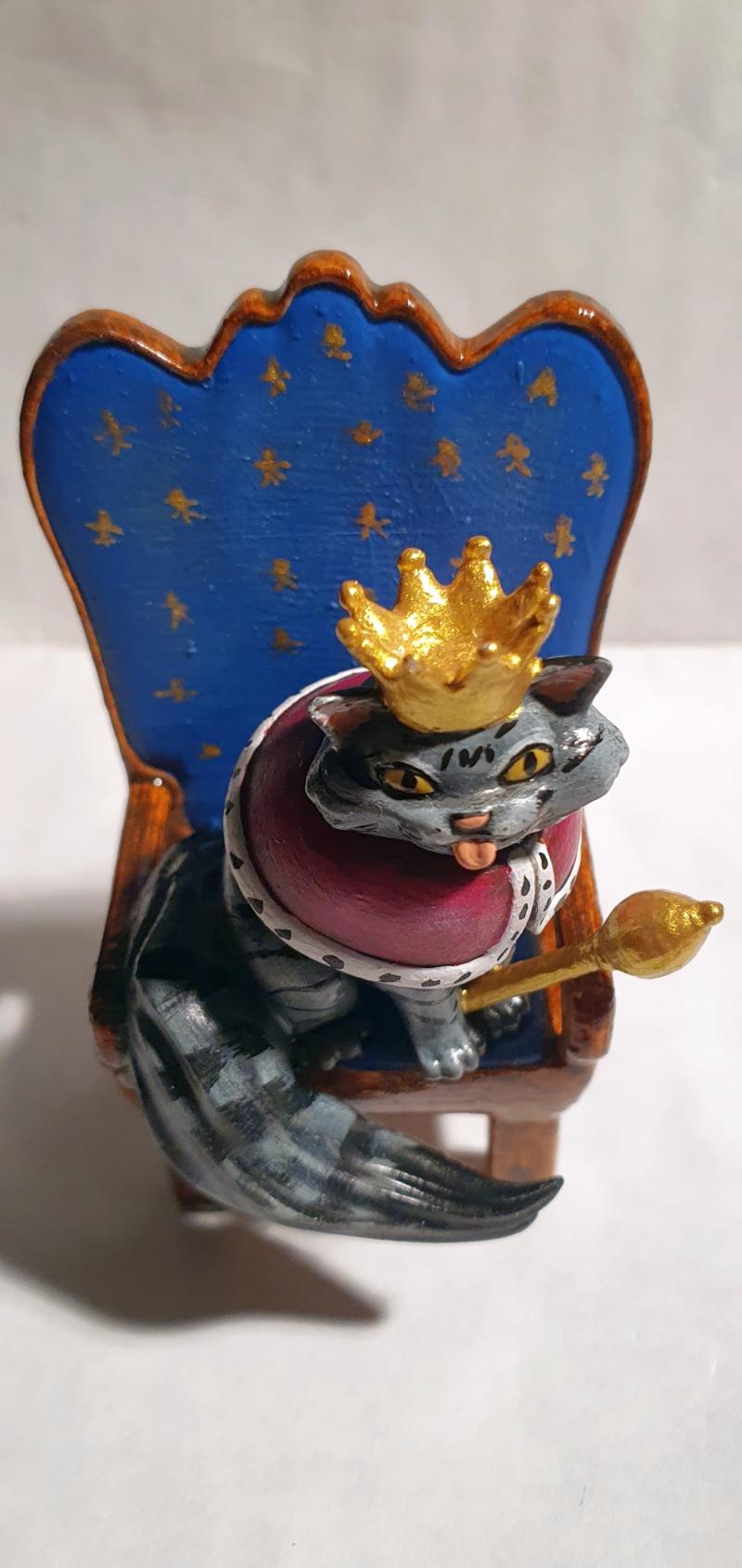 Seine Majestät Jack von Fell und Rotznase, Resin 3D Druck 20210692