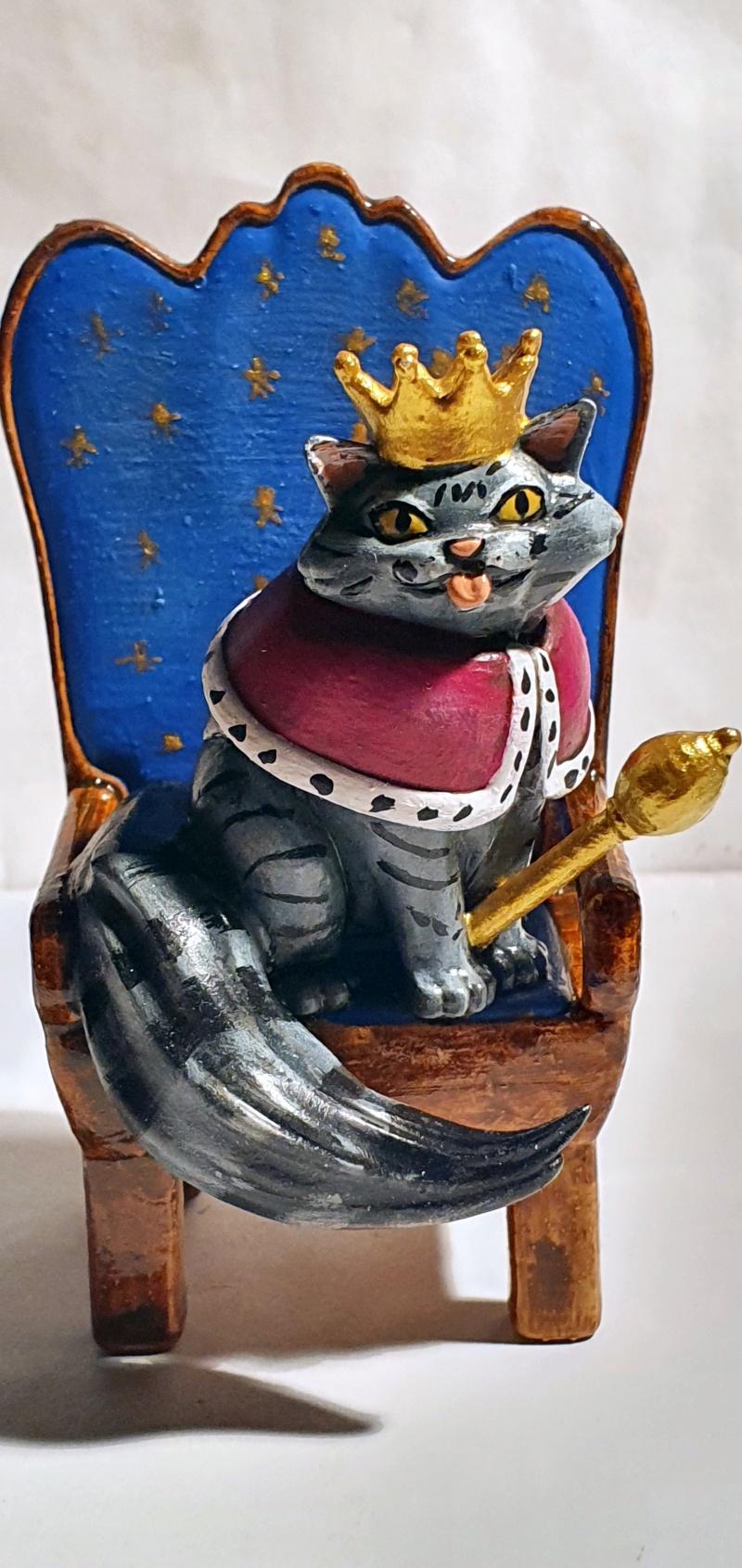 Seine Majestät Jack von Fell und Rotznase, Resin 3D Druck 20210693
