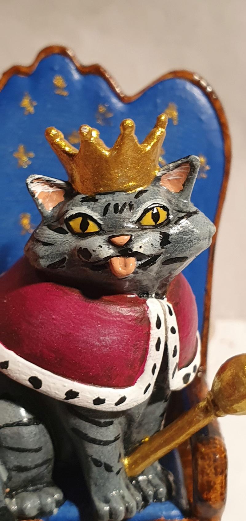 Seine Majestät Jack von Fell und Rotznase, Resin 3D Druck 20210694