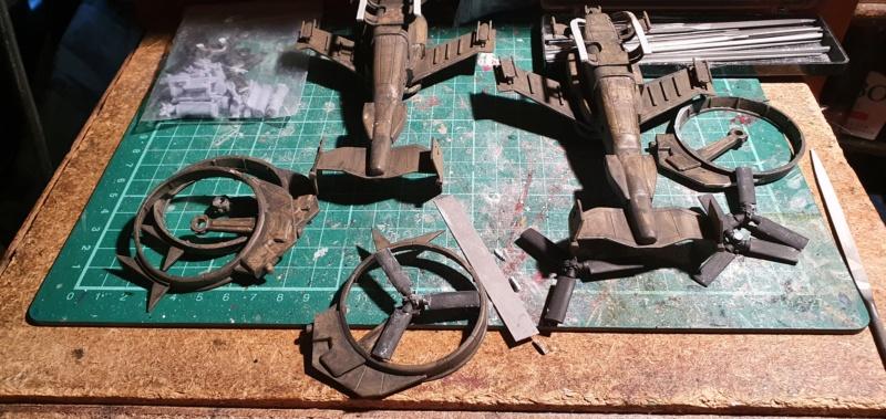 """Zwei AT-99 """"Skorpion"""" Gunships aus Avatar, 1:72 von Fantastic Plastic - Seite 2 20210695"""