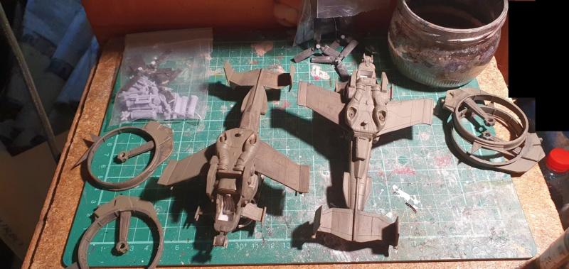 """Zwei AT-99 """"Skorpion"""" Gunships aus Avatar, 1:72 von Fantastic Plastic - Seite 2 20210696"""