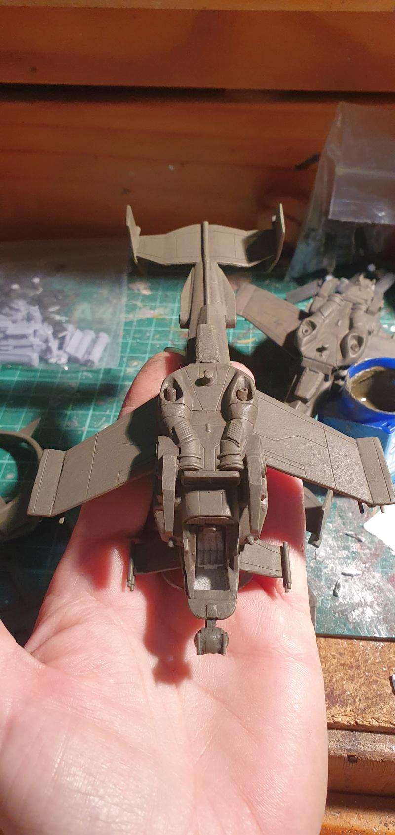 """Zwei AT-99 """"Skorpion"""" Gunships aus Avatar, 1:72 von Fantastic Plastic - Seite 2 20210697"""