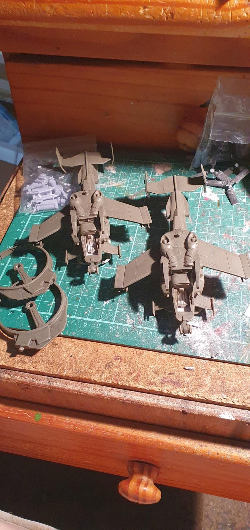 """Zwei AT-99 """"Skorpion"""" Gunships aus Avatar, 1:72 von Fantastic Plastic - Seite 2 20210699"""