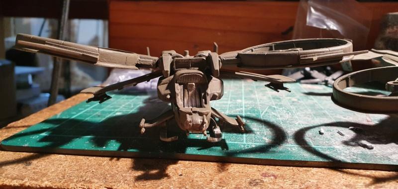 """Zwei AT-99 """"Skorpion"""" Gunships aus Avatar, 1:72 von Fantastic Plastic - Seite 2 20210703"""