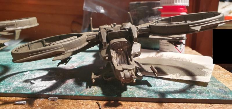 """Zwei AT-99 """"Skorpion"""" Gunships aus Avatar, 1:72 von Fantastic Plastic - Seite 2 20210704"""