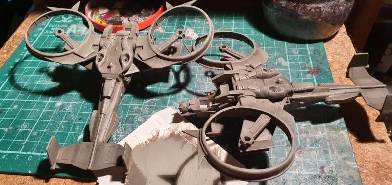 """Zwei AT-99 """"Skorpion"""" Gunships aus Avatar, 1:72 von Fantastic Plastic - Seite 2 20210711"""