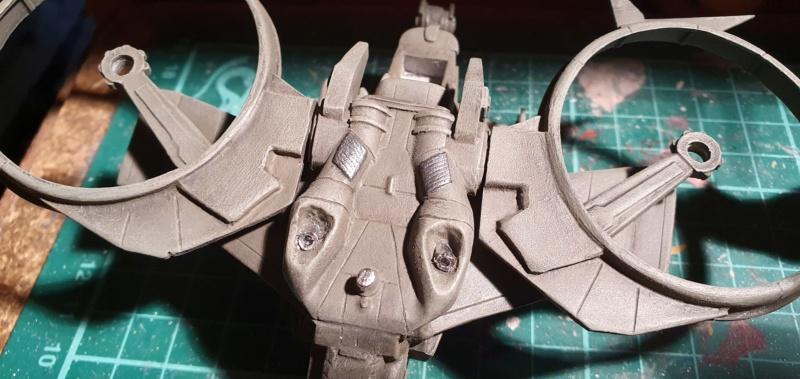 """Zwei AT-99 """"Skorpion"""" Gunships aus Avatar, 1:72 von Fantastic Plastic - Seite 2 20210714"""