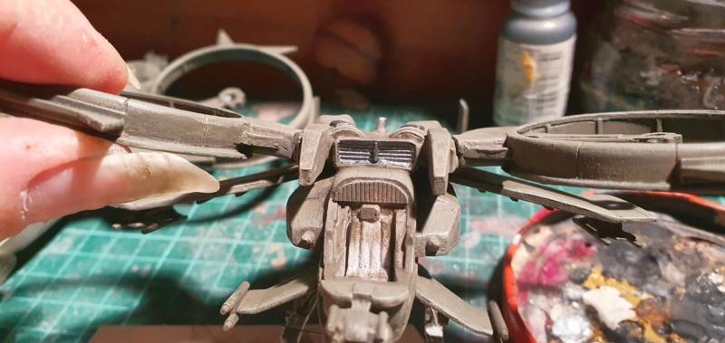 """Zwei AT-99 """"Skorpion"""" Gunships aus Avatar, 1:72 von Fantastic Plastic - Seite 2 20210715"""