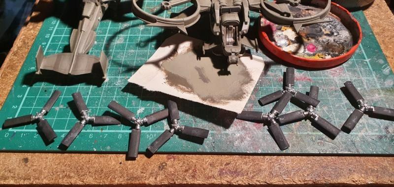 """Zwei AT-99 """"Skorpion"""" Gunships aus Avatar, 1:72 von Fantastic Plastic - Seite 2 20210716"""