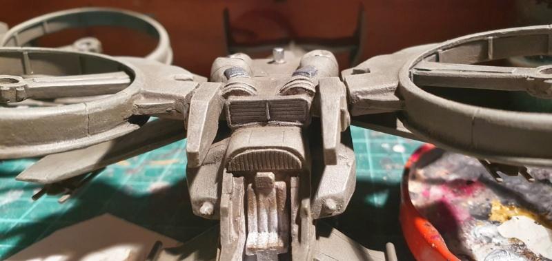 """Zwei AT-99 """"Skorpion"""" Gunships aus Avatar, 1:72 von Fantastic Plastic - Seite 2 20210718"""