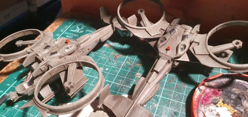 """Zwei AT-99 """"Skorpion"""" Gunships aus Avatar, 1:72 von Fantastic Plastic - Seite 2 20210722"""