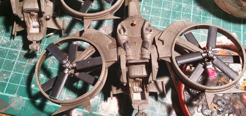 """Zwei AT-99 """"Skorpion"""" Gunships aus Avatar, 1:72 von Fantastic Plastic - Seite 2 20210732"""