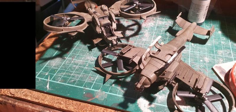 """Zwei AT-99 """"Skorpion"""" Gunships aus Avatar, 1:72 von Fantastic Plastic - Seite 2 20210733"""