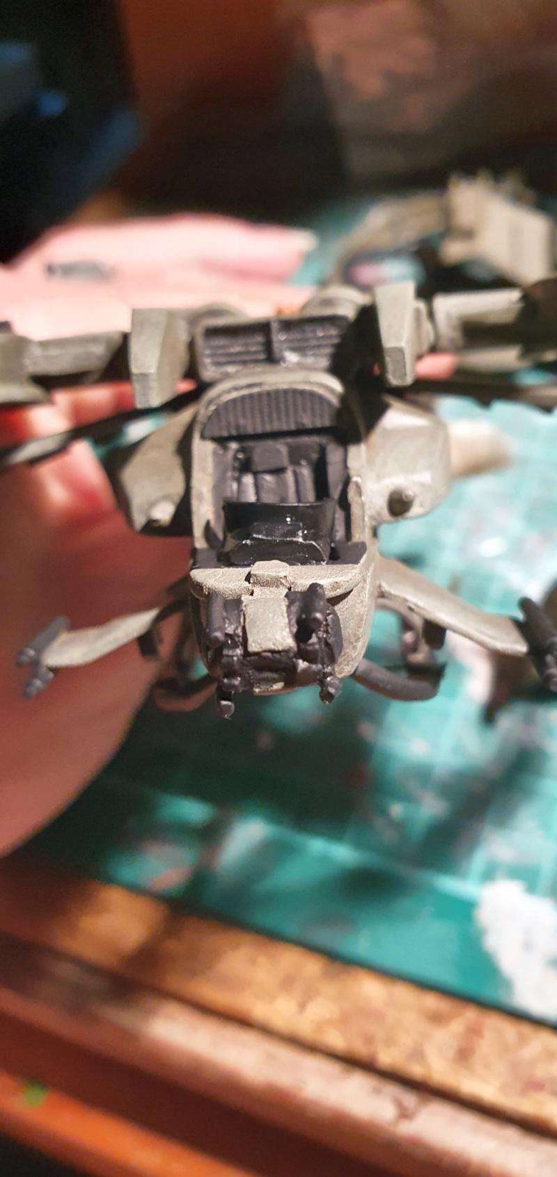 """Zwei AT-99 """"Skorpion"""" Gunships aus Avatar, 1:72 von Fantastic Plastic - Seite 2 20210742"""