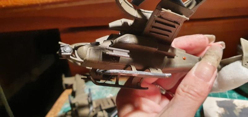 """Zwei AT-99 """"Skorpion"""" Gunships aus Avatar, 1:72 von Fantastic Plastic - Seite 2 20210752"""