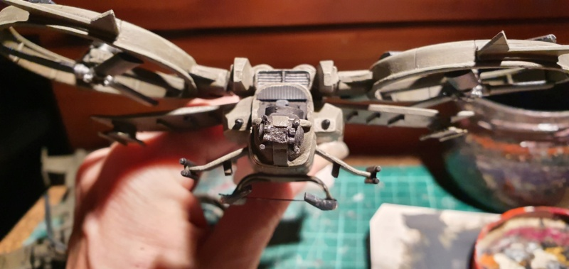"""Zwei AT-99 """"Skorpion"""" Gunships aus Avatar, 1:72 von Fantastic Plastic - Seite 2 20210753"""