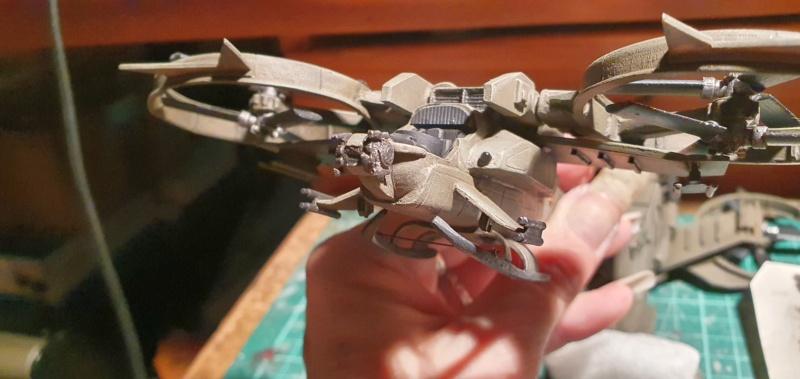 """Zwei AT-99 """"Skorpion"""" Gunships aus Avatar, 1:72 von Fantastic Plastic - Seite 2 20210755"""