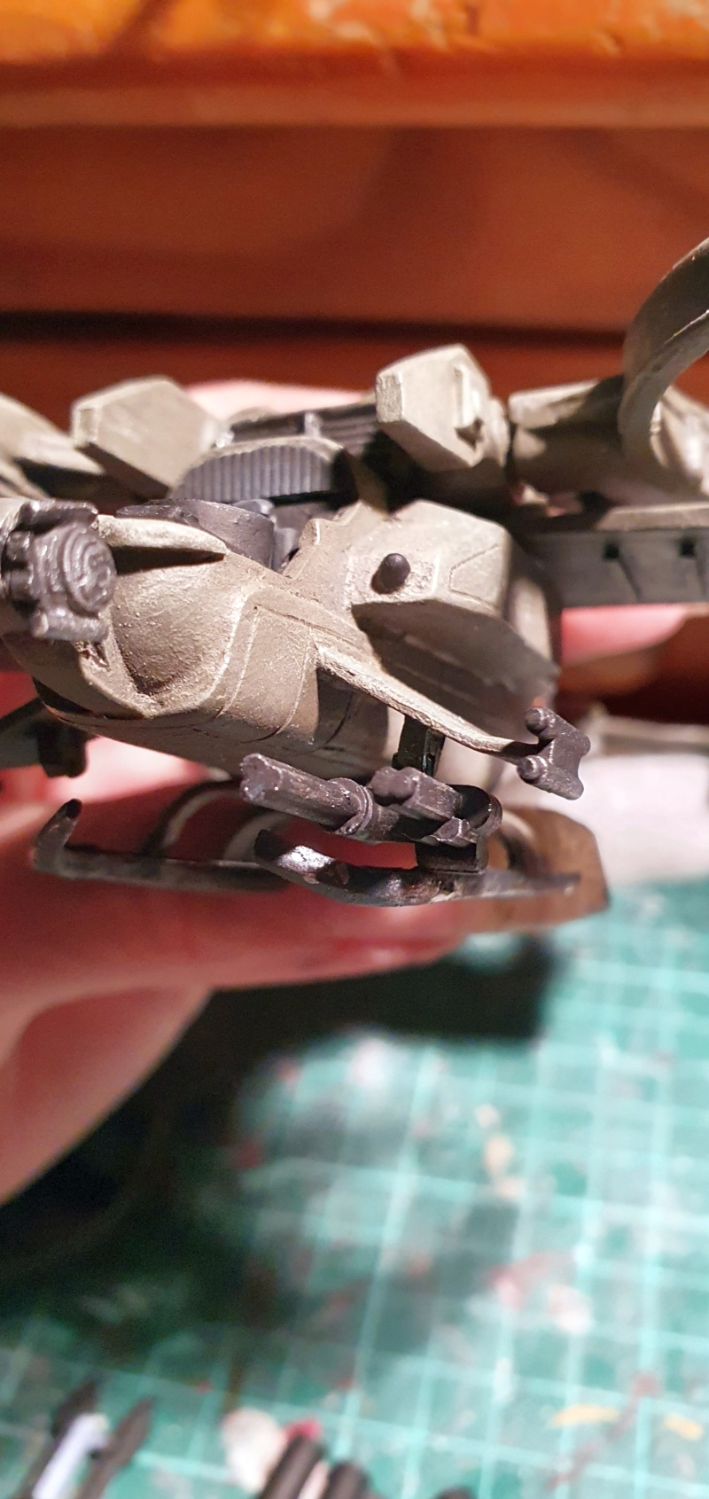 """Zwei AT-99 """"Skorpion"""" Gunships aus Avatar, 1:72 von Fantastic Plastic - Seite 2 20210756"""