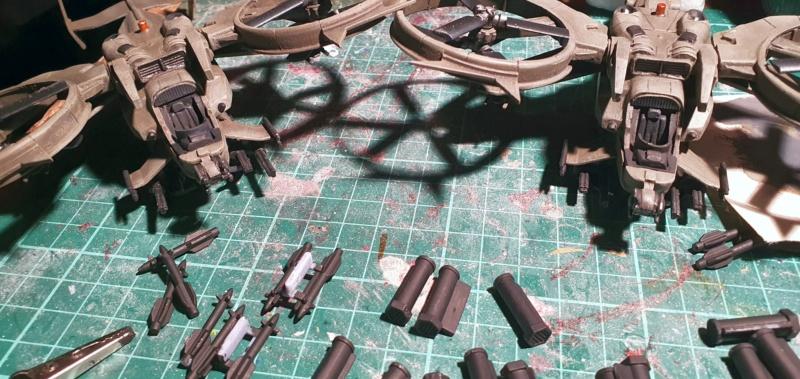 """Zwei AT-99 """"Skorpion"""" Gunships aus Avatar, 1:72 von Fantastic Plastic - Seite 2 20210759"""