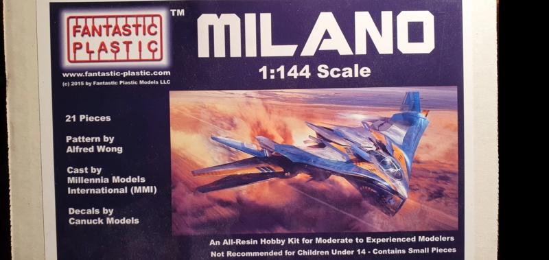 Milano aus Guardians of the Galaxy, 1:144 von Fantasic Plastic 20210766