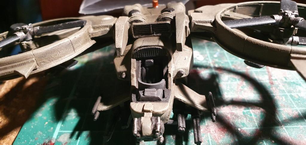 """Zwei AT-99 """"Skorpion"""" Gunships aus Avatar, 1:72 von Fantastic Plastic - Seite 2 20210773"""