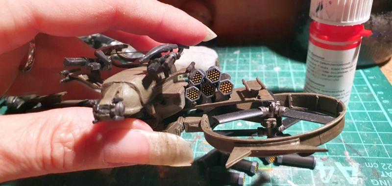 """Zwei AT-99 """"Skorpion"""" Gunships aus Avatar, 1:72 von Fantastic Plastic - Seite 2 20210789"""