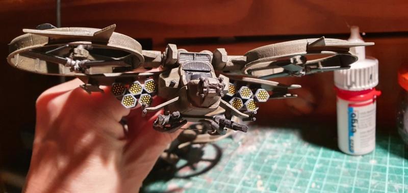 """Zwei AT-99 """"Skorpion"""" Gunships aus Avatar, 1:72 von Fantastic Plastic - Seite 2 20210792"""