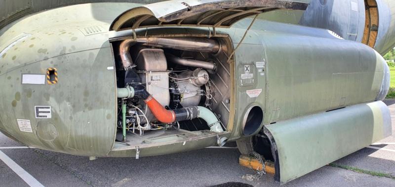 Transall C160 50+99 vom LTG 61 im Technikmuseum Speyer 20210806