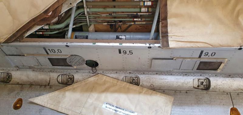 Transall C160 50+99 vom LTG 61 im Technikmuseum Speyer 20210812