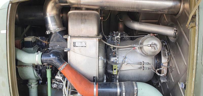 Transall C160 50+99 vom LTG 61 im Technikmuseum Speyer 20210839