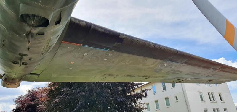 Transall C160 50+99 vom LTG 61 im Technikmuseum Speyer 20210843