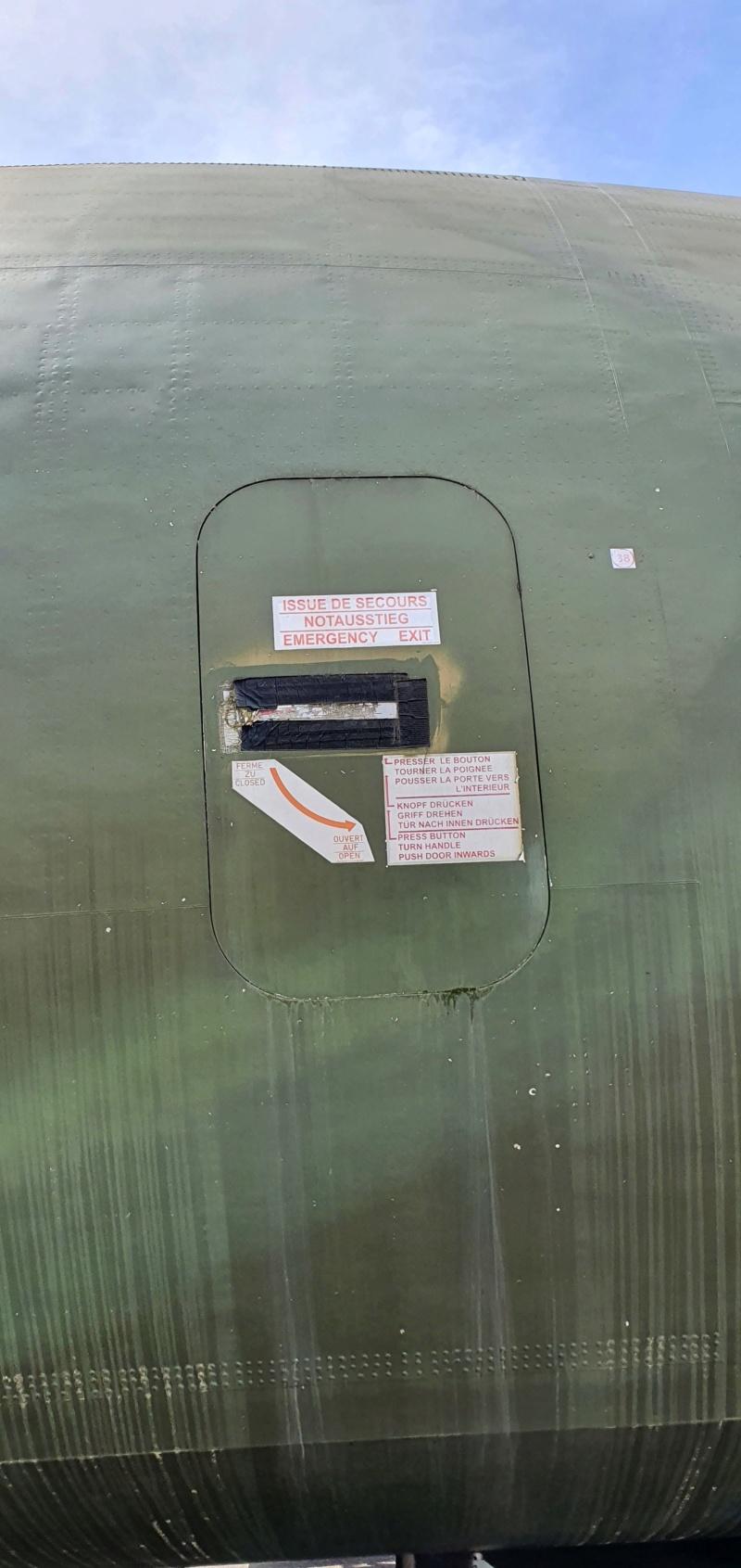 Transall C160 50+99 vom LTG 61 im Technikmuseum Speyer 20210848