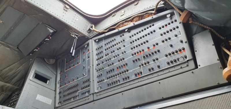 Transall C160 50+99 vom LTG 61 im Technikmuseum Speyer 20210859