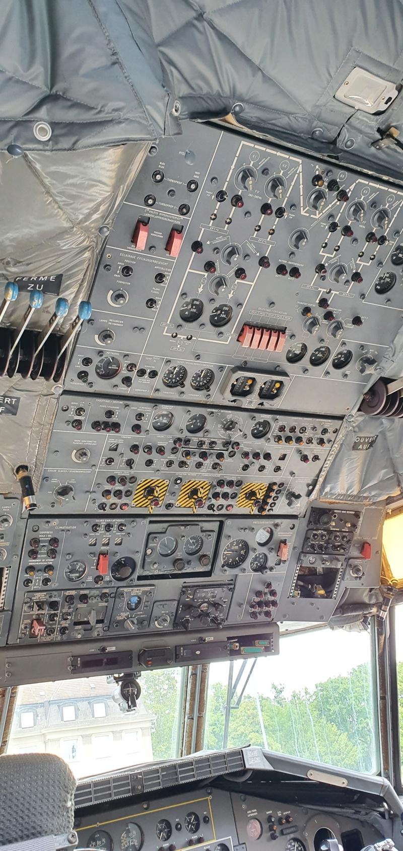 Transall C160 50+99 vom LTG 61 im Technikmuseum Speyer 20210862