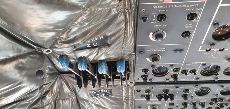 Transall C160 50+99 vom LTG 61 im Technikmuseum Speyer 20210863