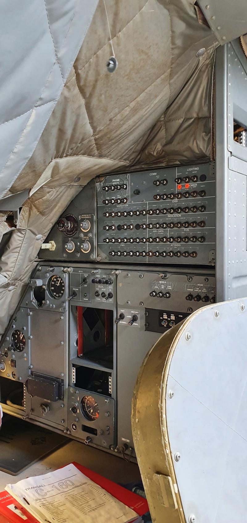 Transall C160 50+99 vom LTG 61 im Technikmuseum Speyer 20210865