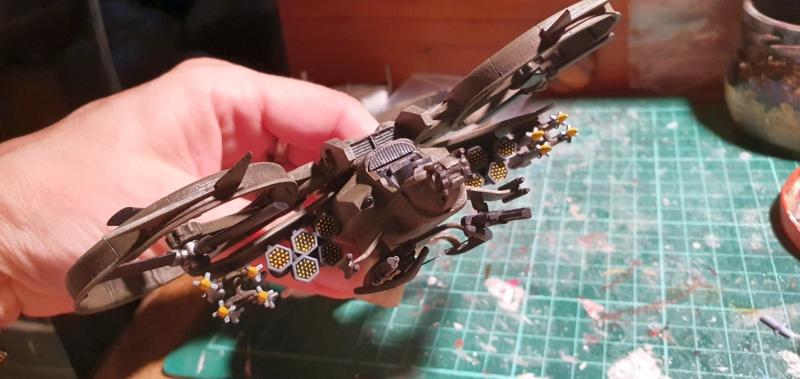 """Zwei AT-99 """"Skorpion"""" Gunships aus Avatar, 1:72 von Fantastic Plastic - Seite 2 20211109"""