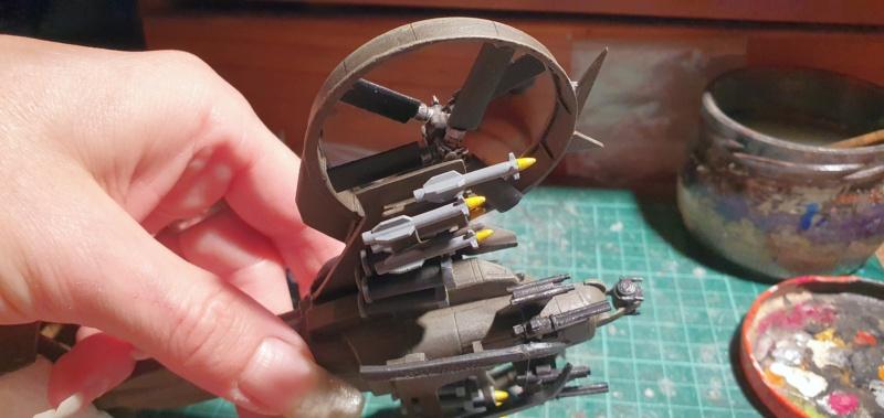 """Zwei AT-99 """"Skorpion"""" Gunships aus Avatar, 1:72 von Fantastic Plastic - Seite 2 20211110"""