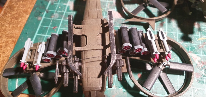"""Zwei AT-99 """"Skorpion"""" Gunships aus Avatar, 1:72 von Fantastic Plastic - Seite 2 20211113"""