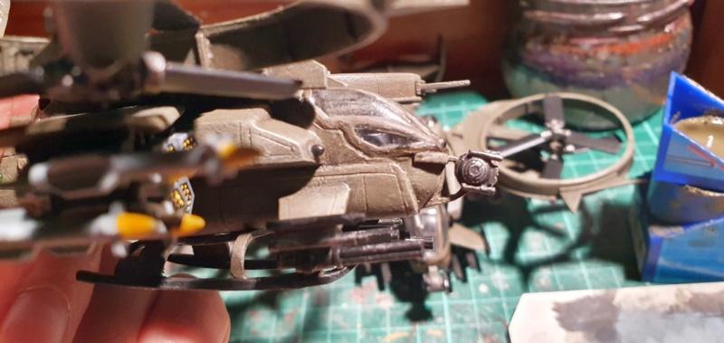 """Zwei AT-99 """"Skorpion"""" Gunships aus Avatar, 1:72 von Fantastic Plastic - Seite 2 20211115"""