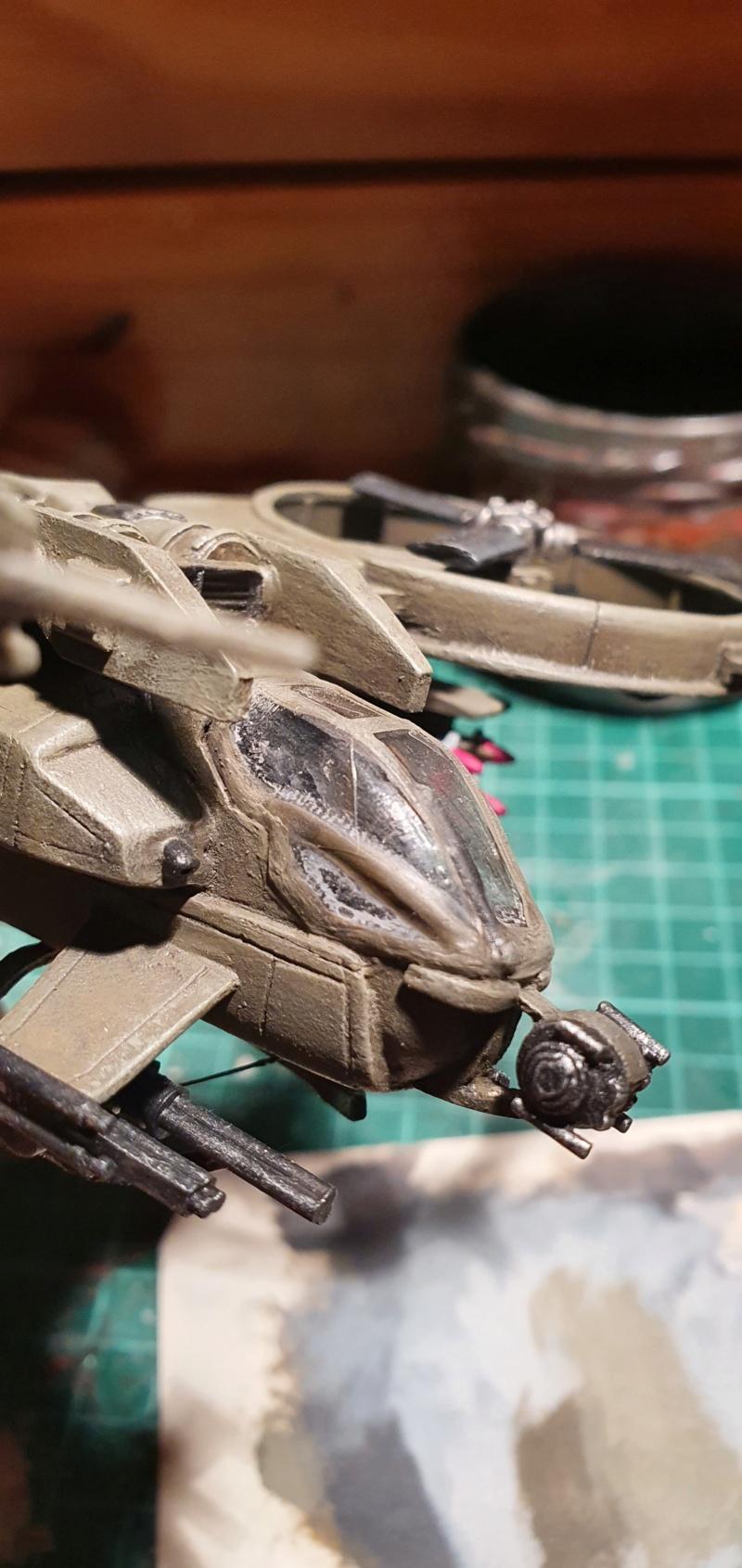 """Zwei AT-99 """"Skorpion"""" Gunships aus Avatar, 1:72 von Fantastic Plastic - Seite 2 20211119"""
